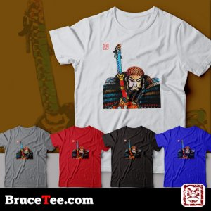 edo arts 27 tm - Brucetee.com Martial Arts T-Shirts